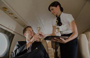 Pricing VVIP Flight Attendant